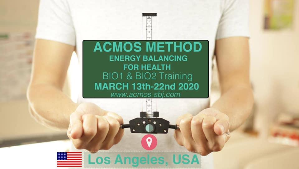 ACMOS Los Angeles Mars 2020