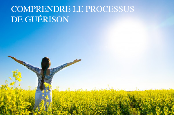 COMPRENDRE LE PROCESSUS DE GUÉRISON