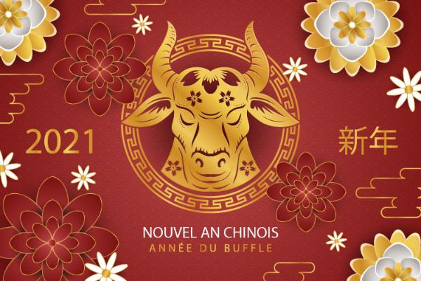 Astrologie chinoise : L'année du buffle métallique Yin