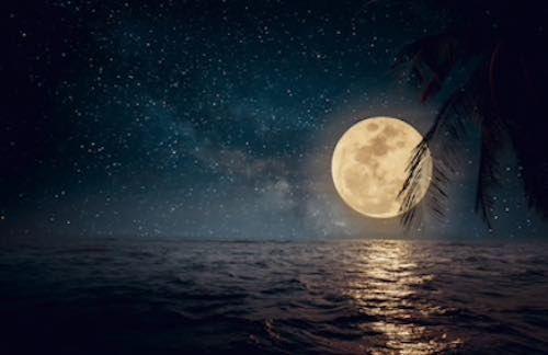 La Pleine Lune du 13 octobre 2019 exposera des émotions cachées pour évoluer et se transformer