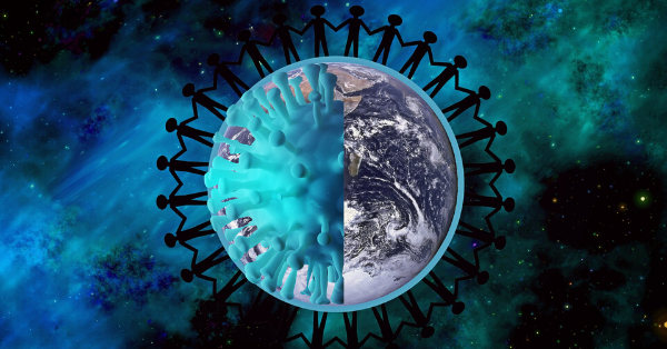 COVID-19, l'Alliée de l'Éveil  de l'Humanité !