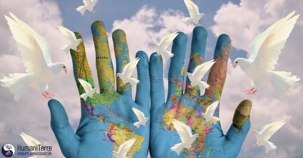 Comment maintenir la Paix et l'Harmonie en nous malgré le chaos qui sévit actuellement sur Terre ?
