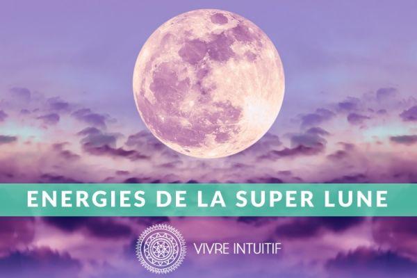 Pleine Lune 8 avril 2020 - « La » Super Lune de l'année