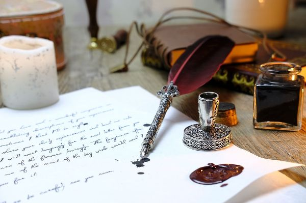 « Lorsque tu écris l'histoire de ta vie, ne laisse jamais une autre personne tenir la plume pour toi. »