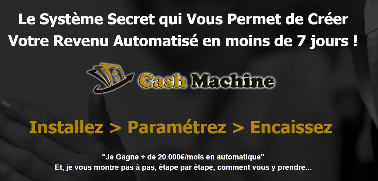 Cash Machine V2 David Pontoizeau