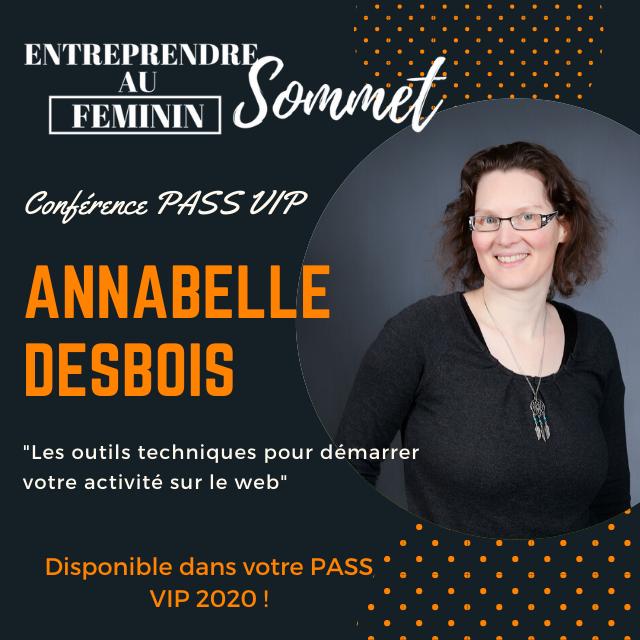 🙏Sommet Entreprendre au Féminin en mars, je participe !