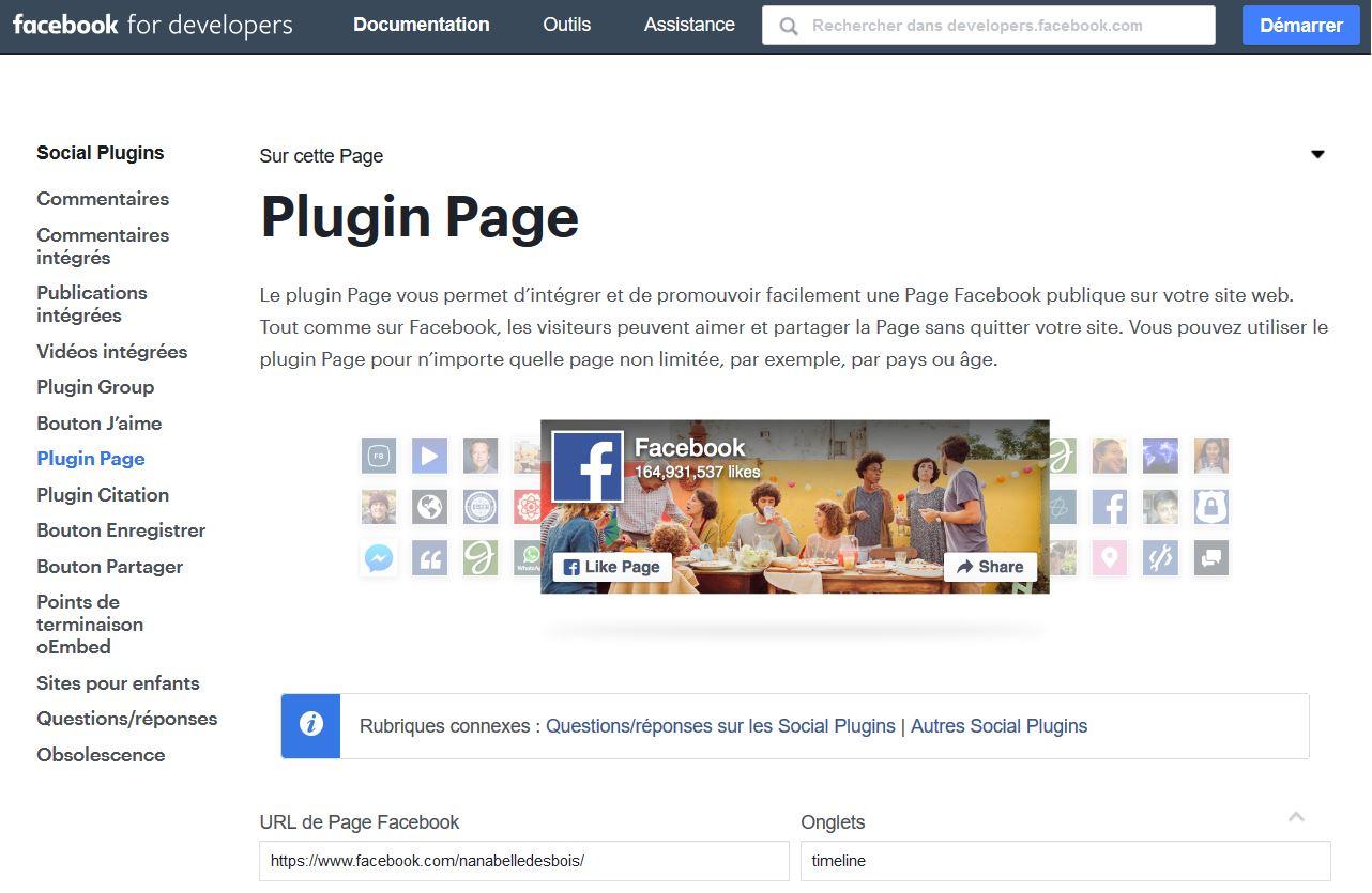Comment ajouter l'aperçu de votre page Facebook sur votre site LearnyBox ?