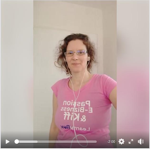 Présentation Vidéo Annabelle LearnyCoach