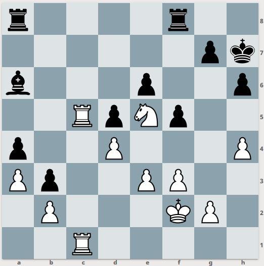 L'histoire des champions du monde d'échecs