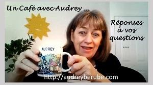 Venez prendre un Café avec ... Audrey !