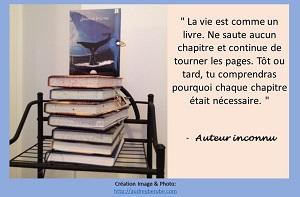 La Vie Est Comme Un Livre ...