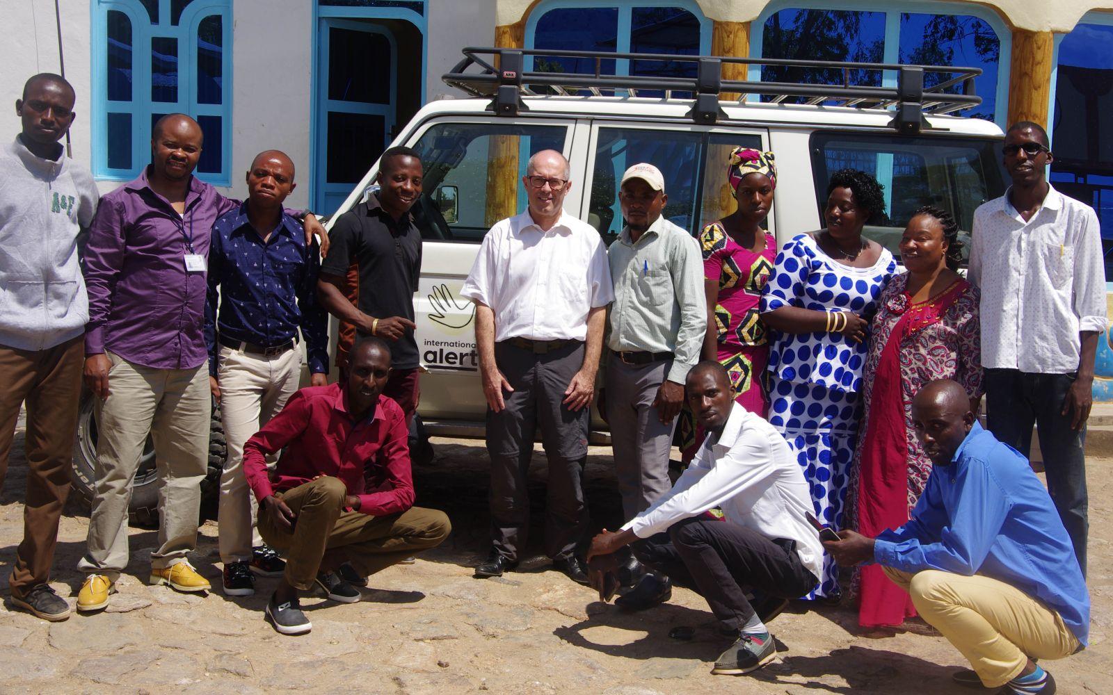 Leadership social et humanitaire