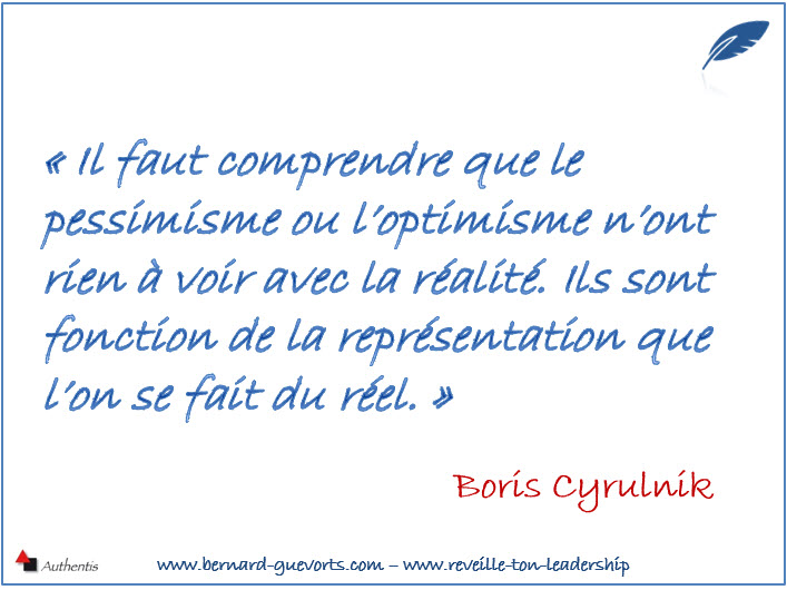 Citations et réflexions sur l'optimisme 45/2019