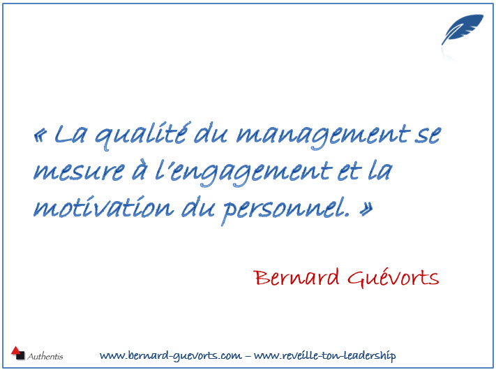 Citations et réflexions 47/2019 sur le management et le leadership