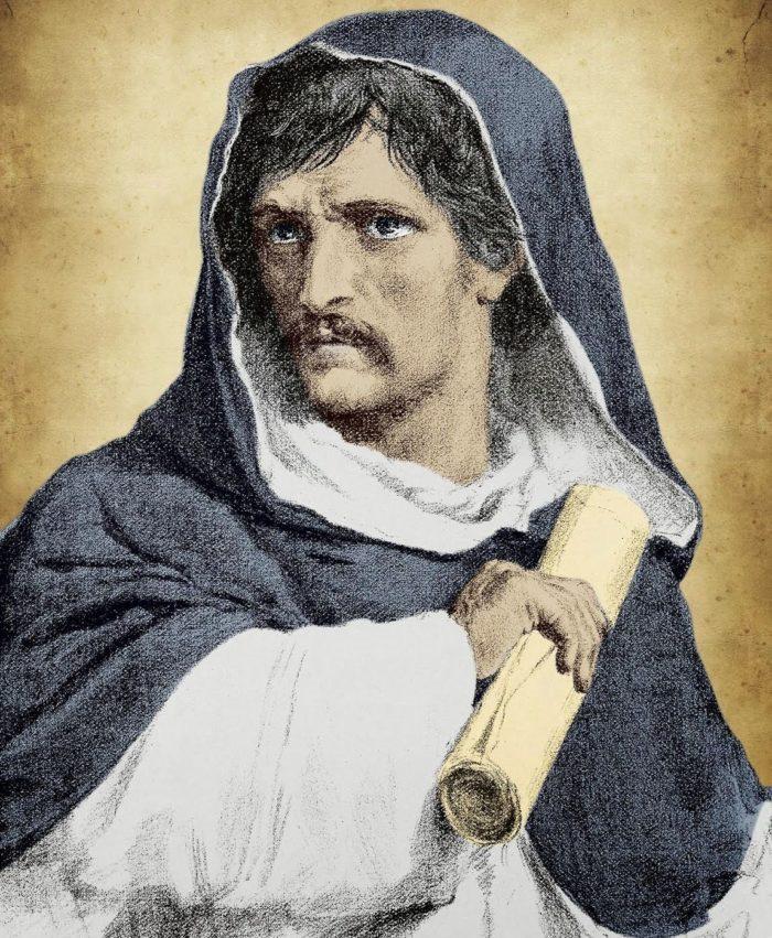 Hommage à Giordano Bruno