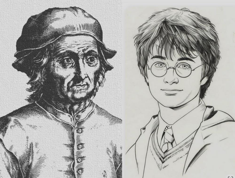Histoire d'amour entre Jérôme Bosch et Harry Potter ?