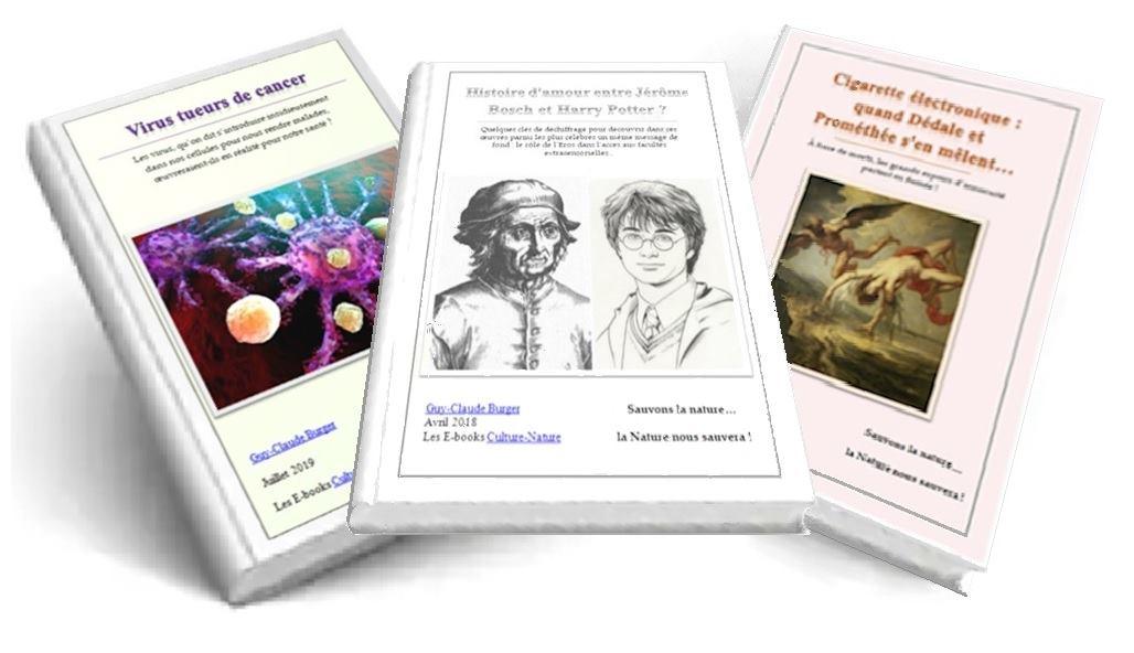 Les ebooks Culture-Nature