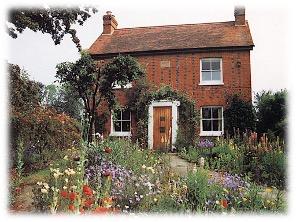 Les fleurs de Bach – Mount Vernon, au Royaume-Uni, à l'Ouest de Londres