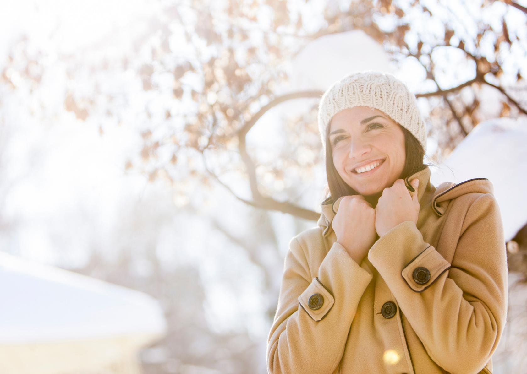 5 conseils pour affronter l'hiver