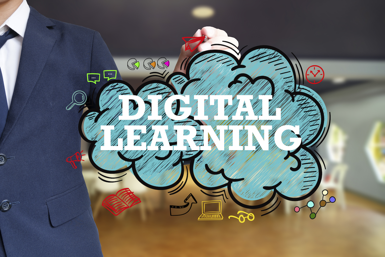 Digital Learning en Bref