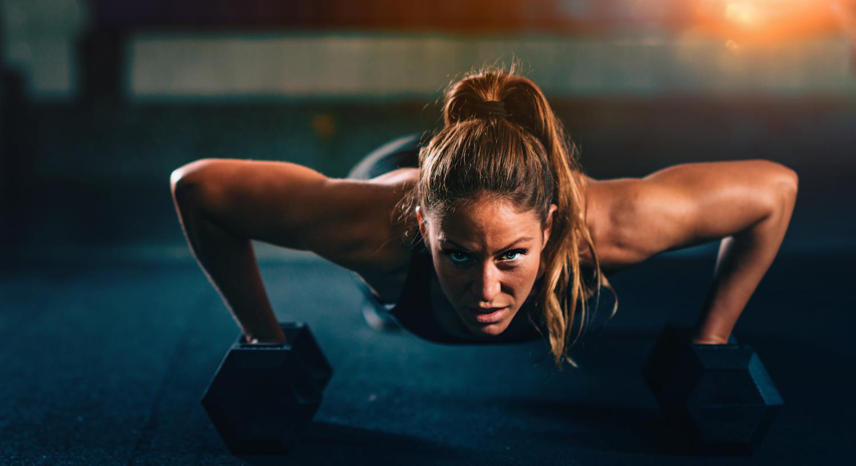 Commencer la musculation quand on est une femme