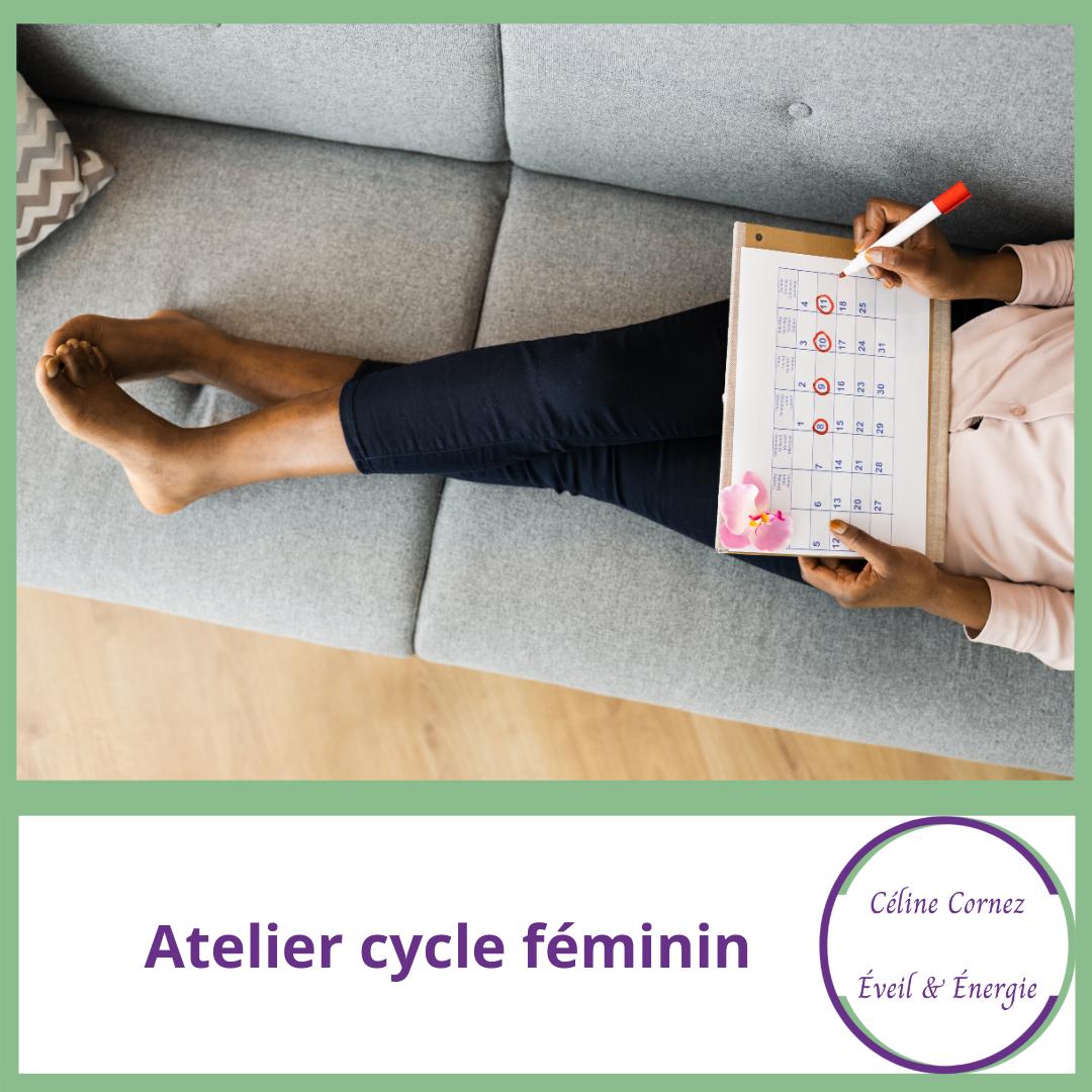 cycle féminin nature cyclique