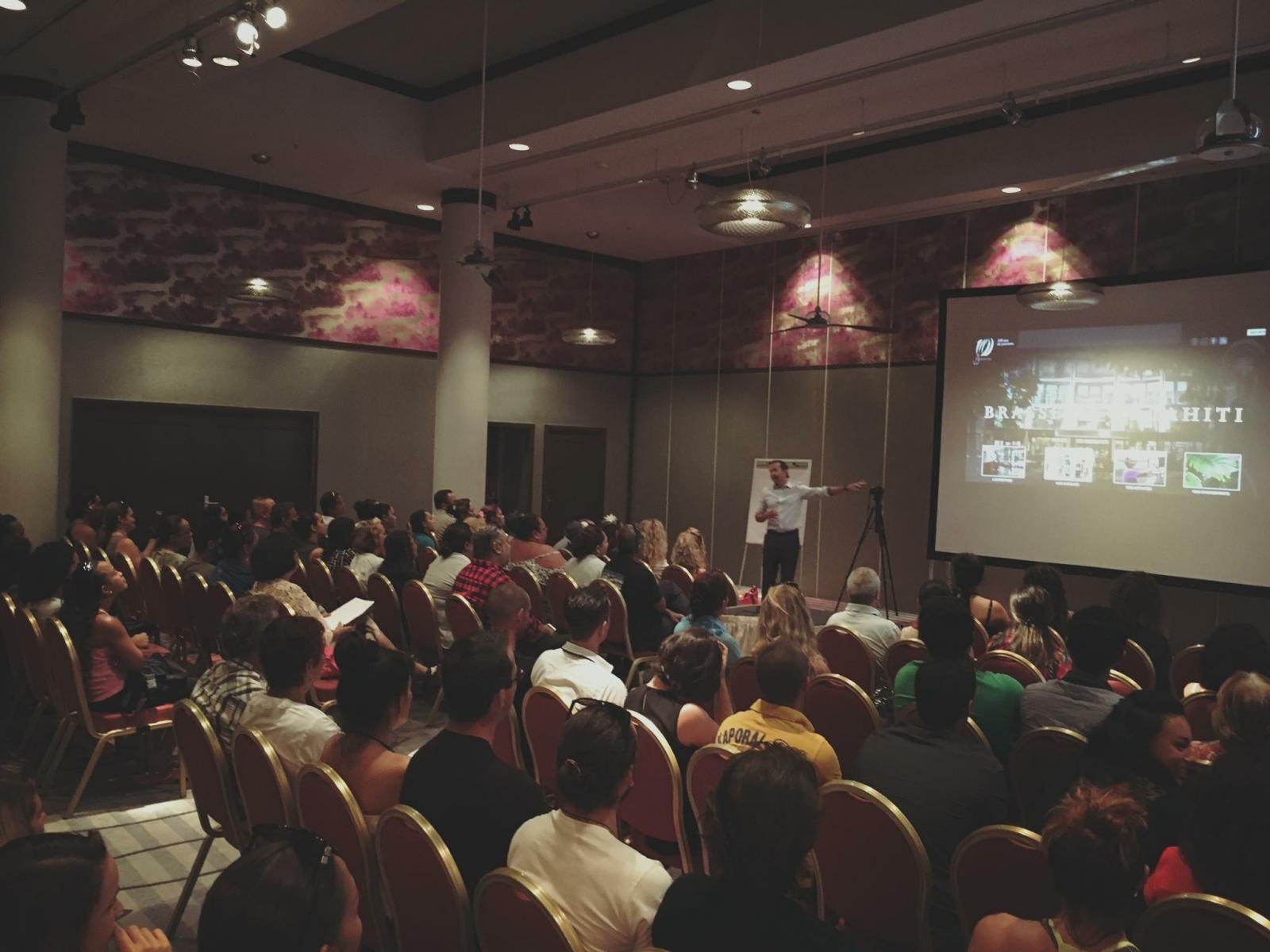Lancement de BMA à Nouméa !