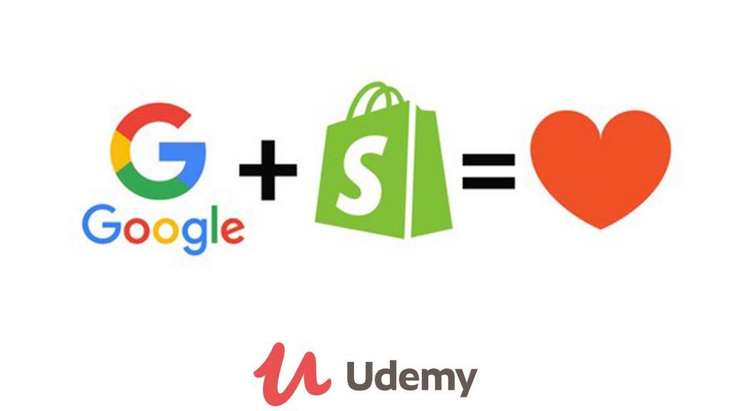Formation SEO sur shopify pour améliorer son référencement naturel.