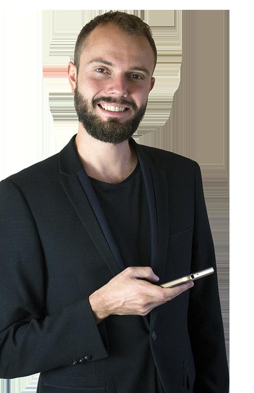 Frank houbre, le formateur de la formation de dropshipping dropshiphacking spécialisée dans le ecommerce en ligne.