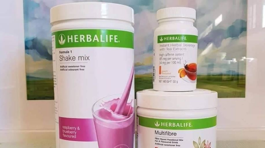 Herbalife Nutrition - Inscription, Formula 1 et avis