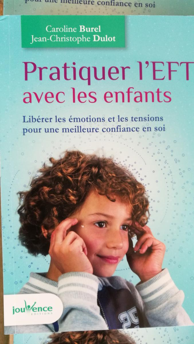 Livre L'EFT pour les Enfants