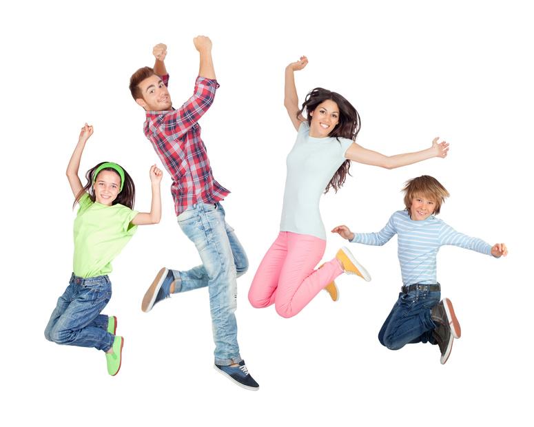 La vie trépidante de nos enfants