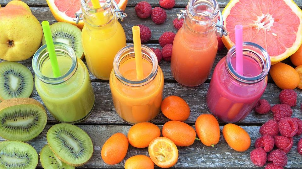 Mets de la couleur dans ton assiette pour plus d'énergie !