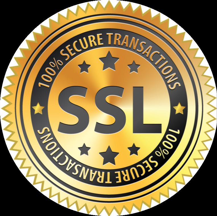 Votre Payement est sécurisé SSL