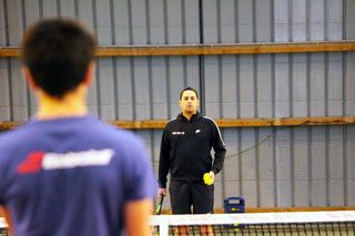 Sofiane Mdarhri et Sébastien Quiring - Académie Coach Tennis PRO