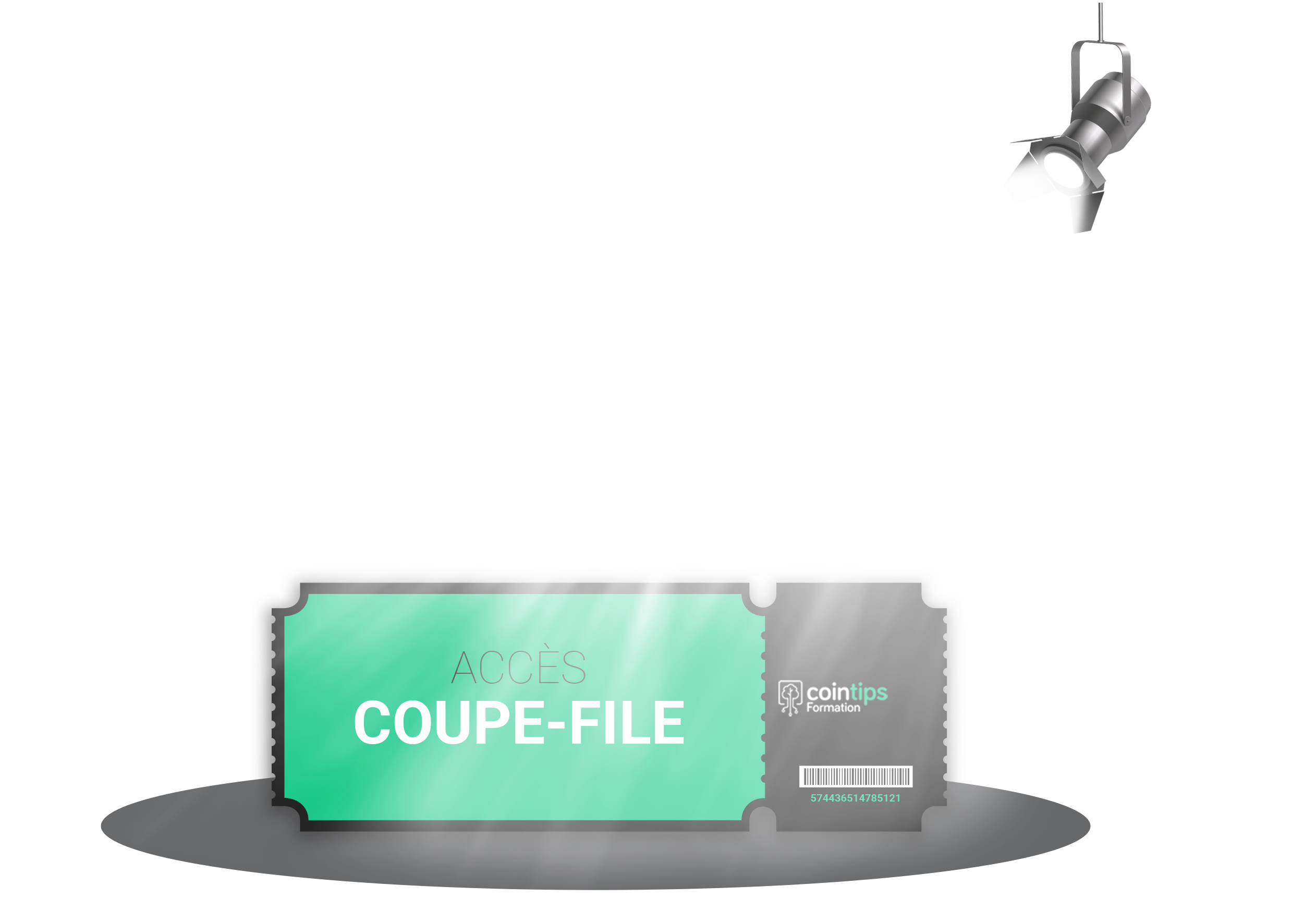 CLUB'INVEST - Accès coupe-file