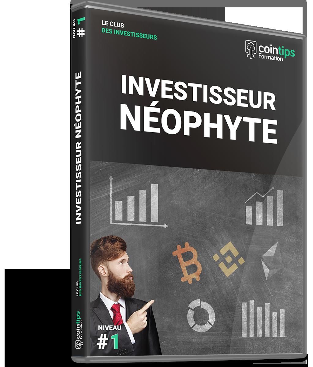CLUB'INVEST - Investisseur Néophyte