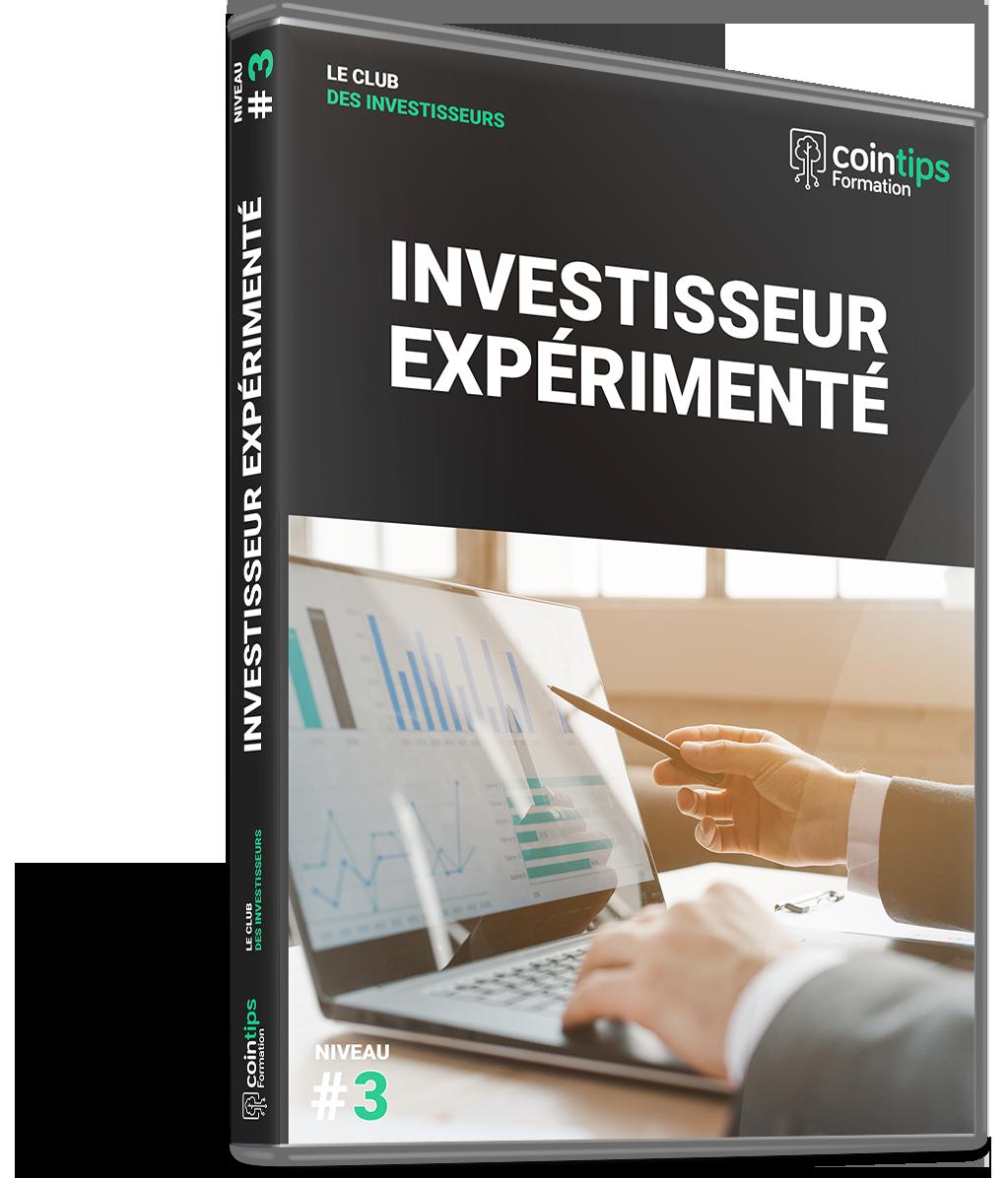 CLUB'INVEST - Investisseur Expérimenté