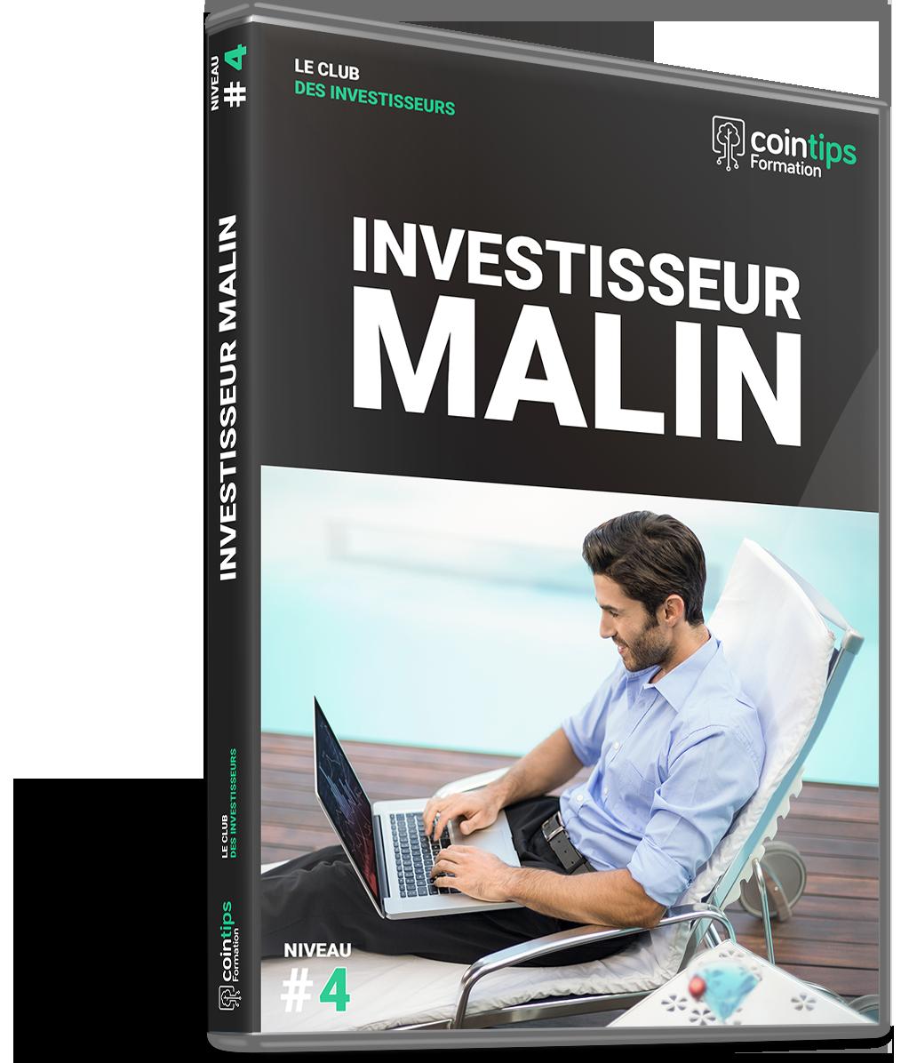 CLUB'INVEST - Investisseur Malin