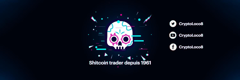 Loco et sa team de crypto traders te souhaitent la bienvenida !