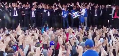 Euro 2016 : 5 raisons pour s'inspirer de l'équipe islandaise face à l'adversité