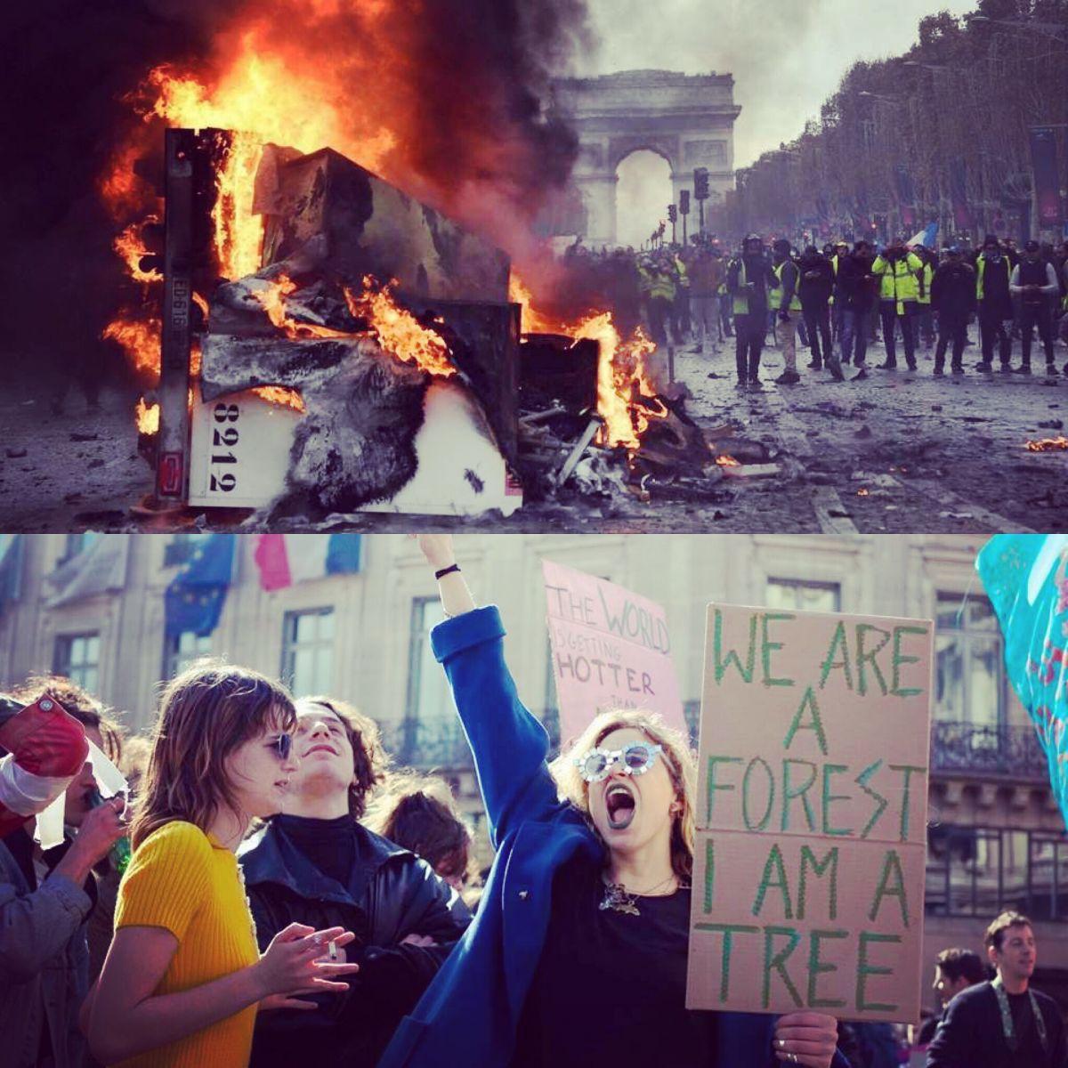 Paris brûle ? (1)