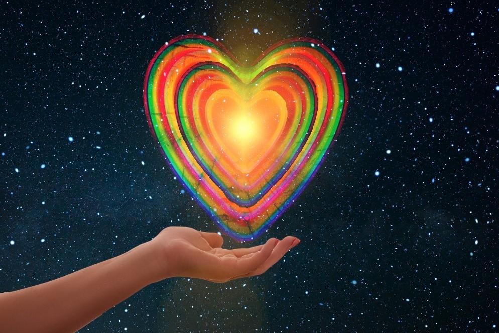 La communion stellaire et l'amour des Pléadiens