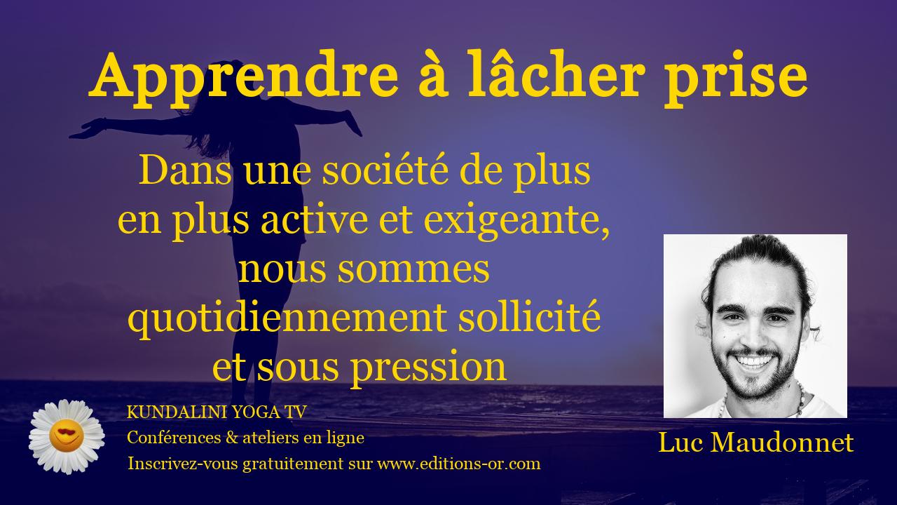 Luc Maudonnet