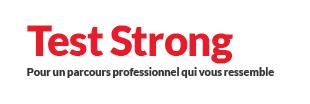 Test Strong - Pour un parcours professionnel qui vous ressemble