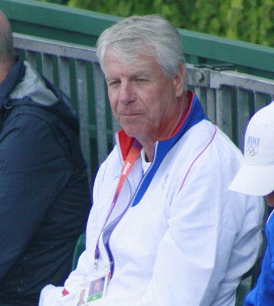 François Duforez, médecin du sport