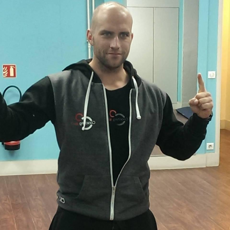 Christophe Huet, préparateur physique spécialisé dans le triathlon
