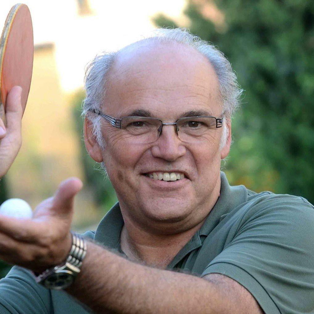 Michel Gadal, ex-entraîneur de Jean-Philippe Gatien