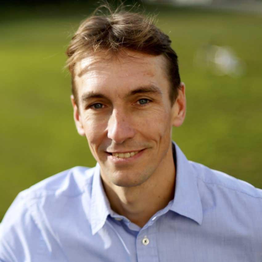 Jean-Benoît Morin,  Professeur des Universités à la Faculté des sciences du sport