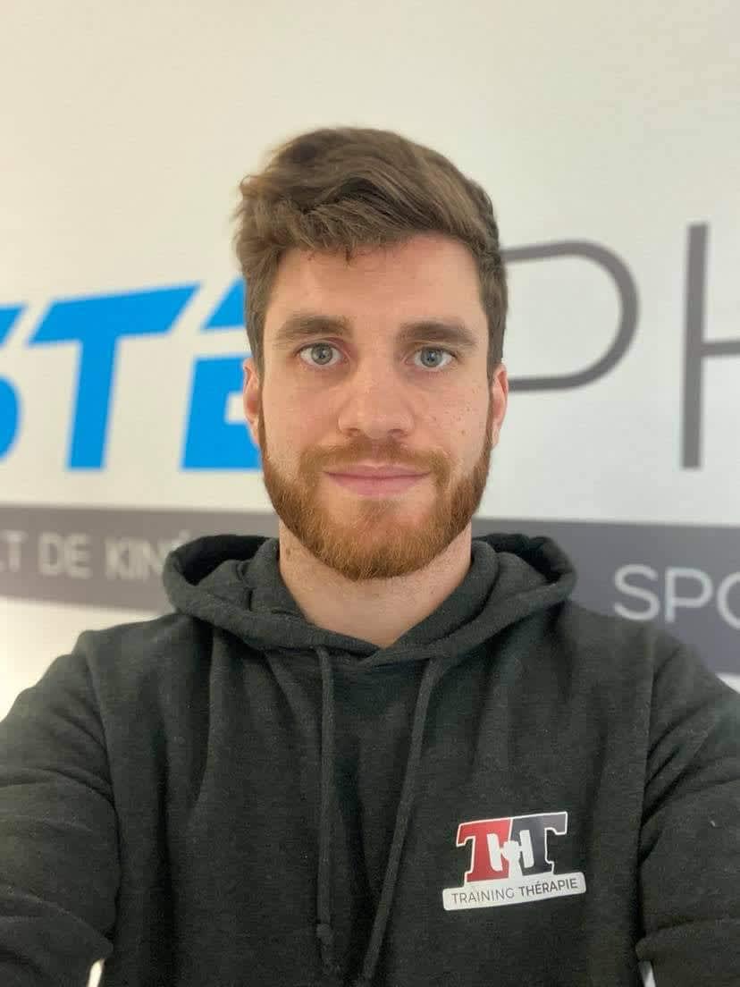 Simon Trubert : préparateur physique et entraîneur d'aviron